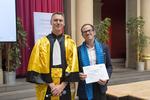 Remise des diplômes de doctorat 2017